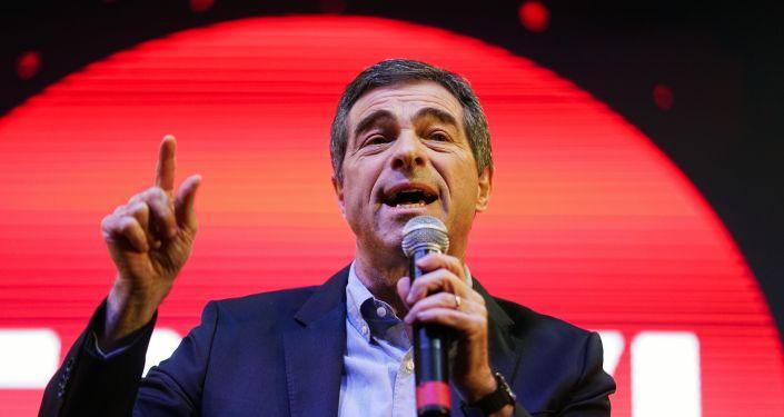 Ernesto Talvi, candidato presidencial chileno