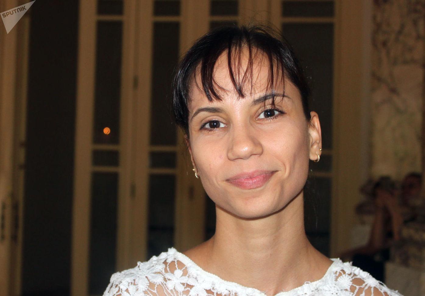 Gretel Morejón, primera bailarina del Ballet Nacional de Cuba