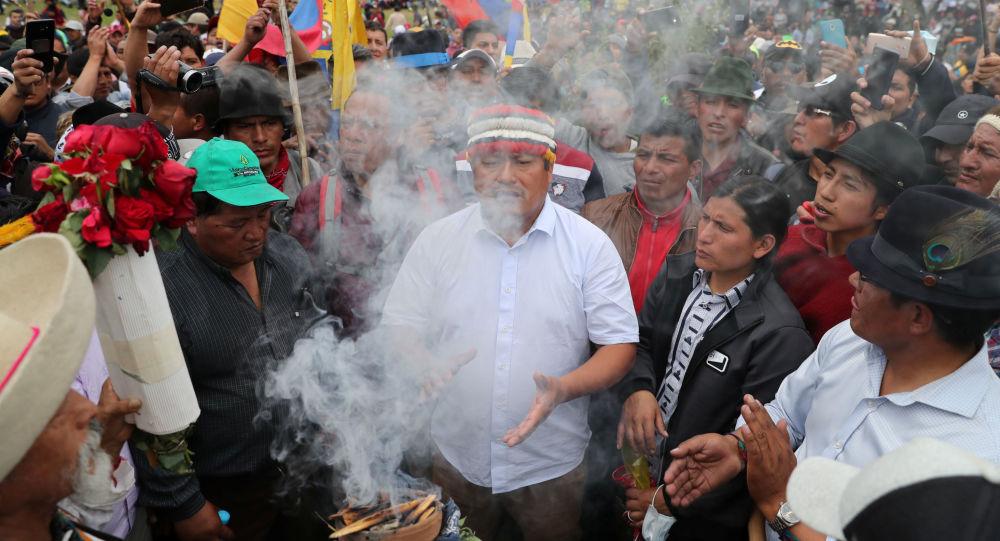 Congreso de Ecuador decide negar y archivar polémica Ley Económica del Gobierno