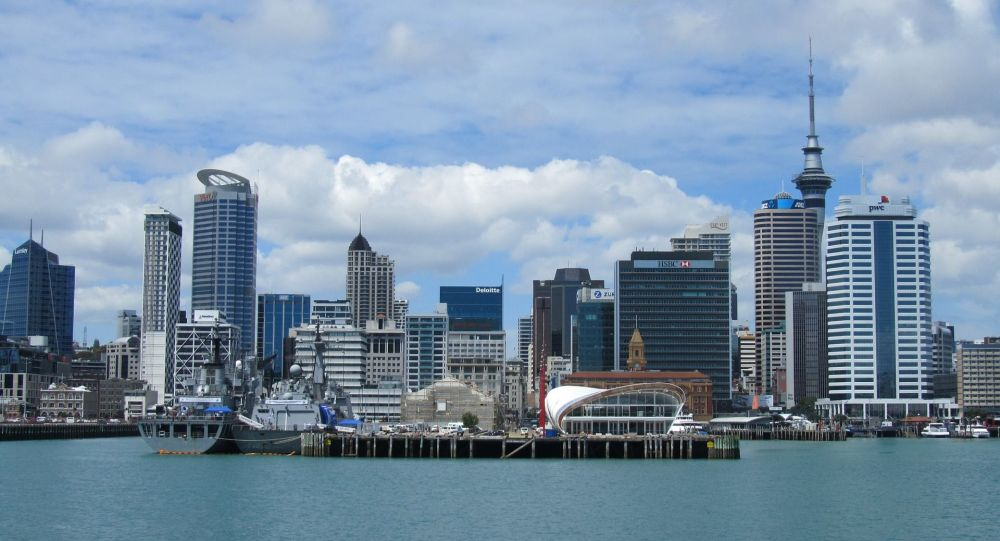 Auckland, la ciudad más poblada de Nueva Zelanda