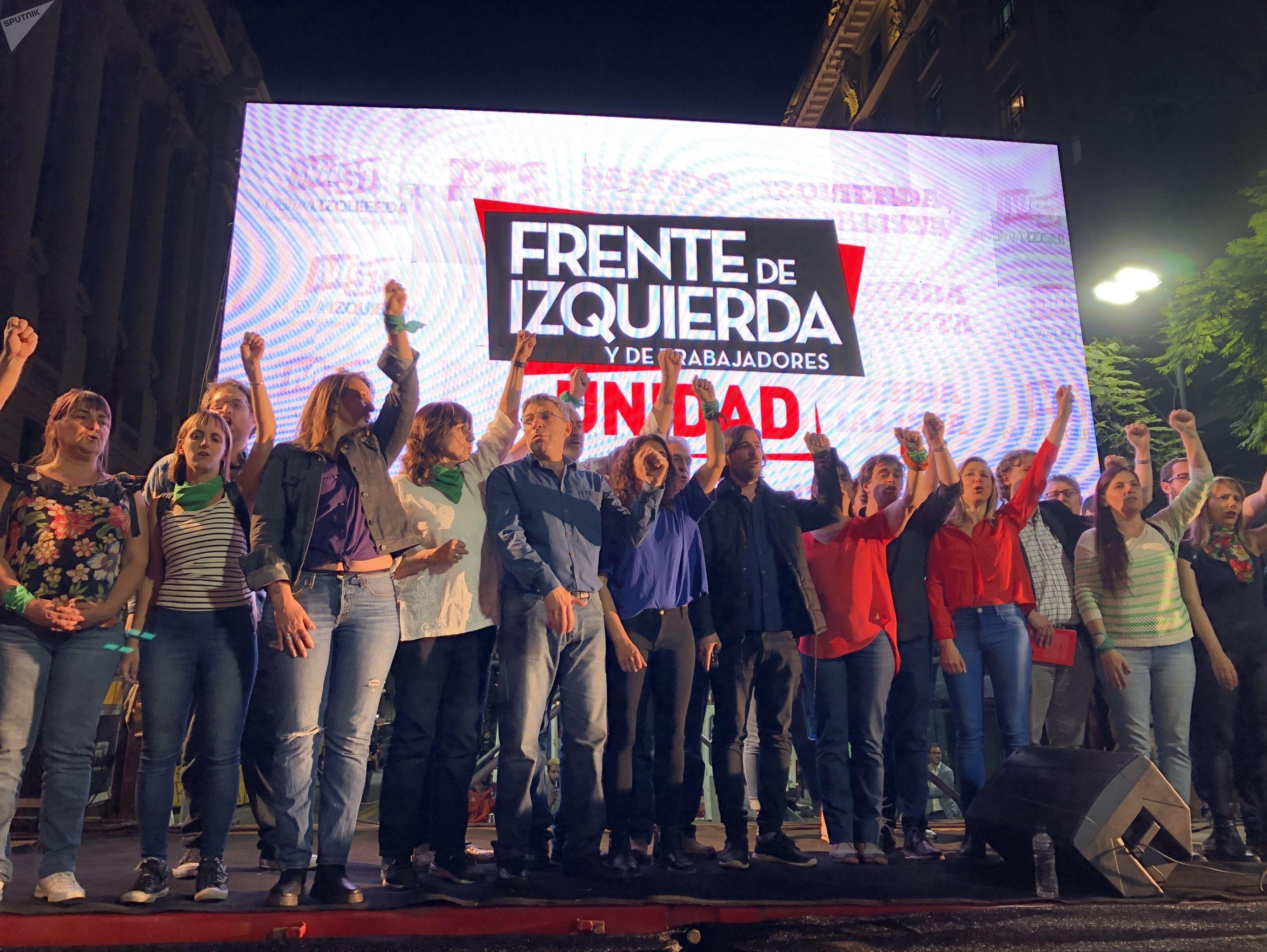 Frente de Izquierda y de los Trabajadores de Argentina