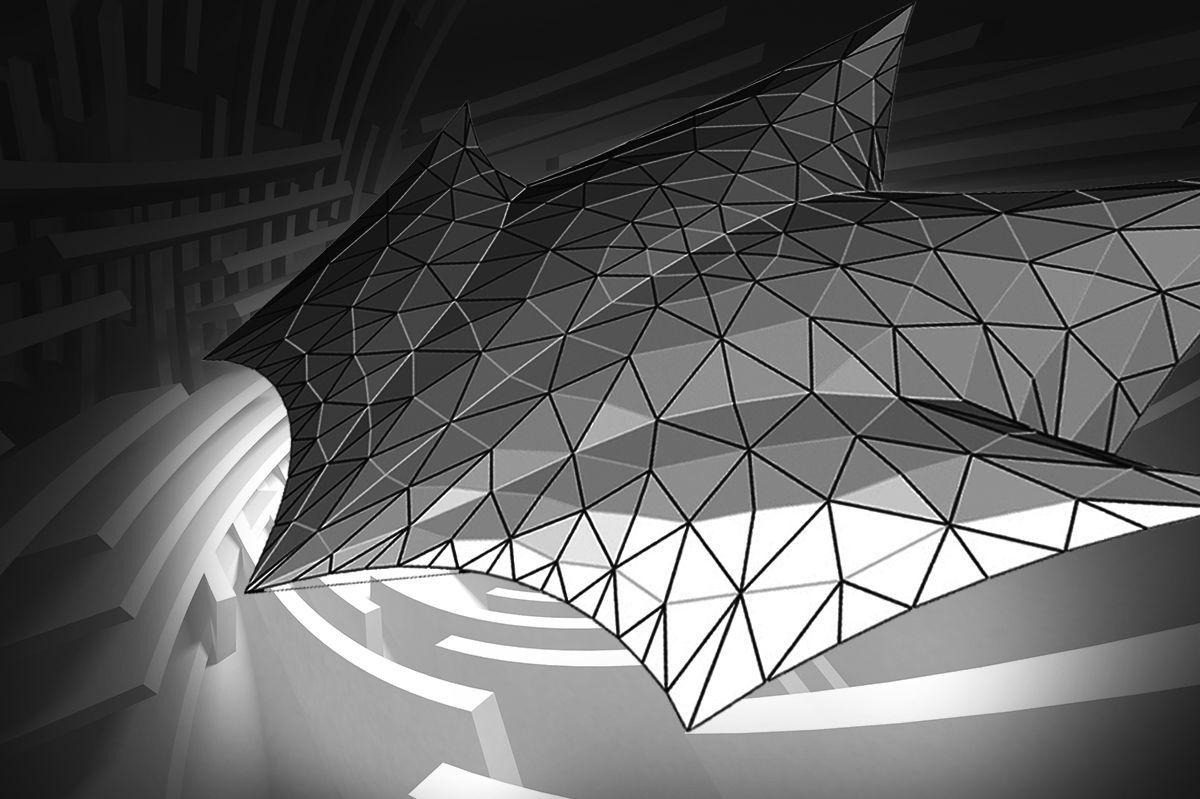 Uno de los diseños arquitectónicos en el programa de Software