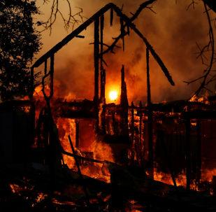 Incendios (imagen referencial)