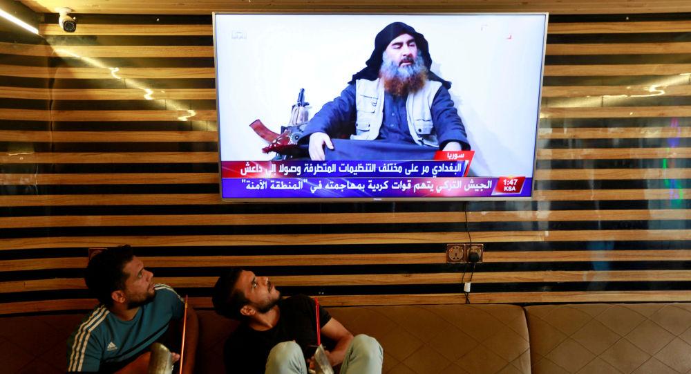 Abu Bakr Bagdadi, líder del grupo terrorista ISIS