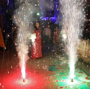 El Festival de las Luces Diwali, una de las fiestas más antiguas en el planeta
