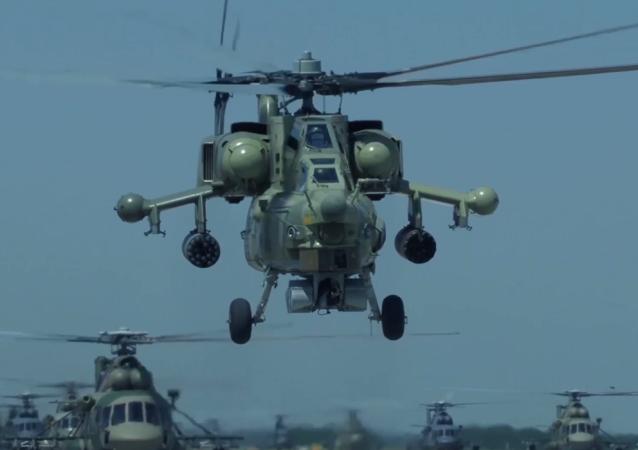 La aviación del Ejército de Rusia cumple 71 años