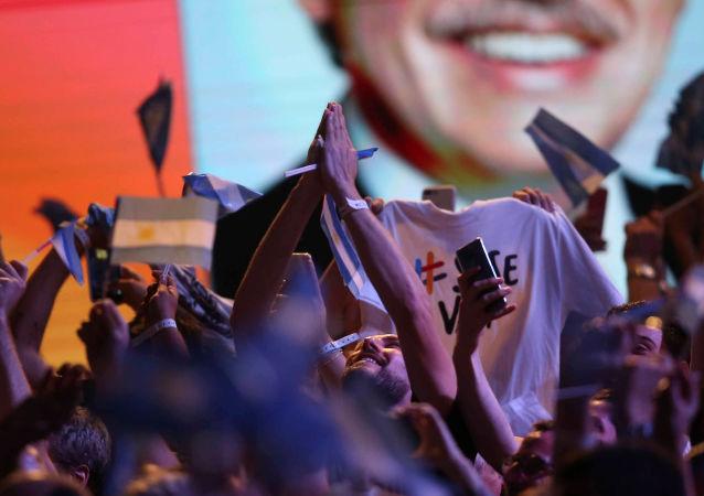 Victoria de Alberto Fernández en las elecciones presidenciales en Argentina