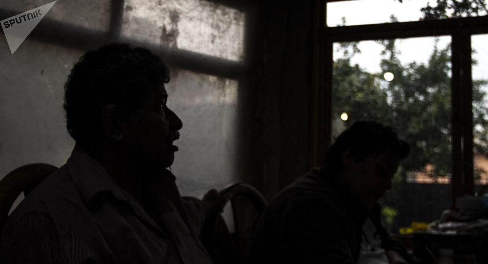 Julio Antonio Lemos, artesano salvadoreño en México