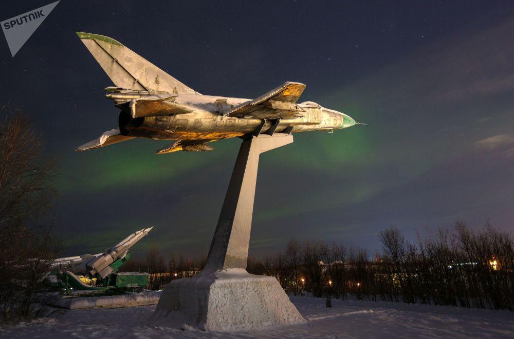 La mágica aurora se apodera del Extremo Norte de Rusia
