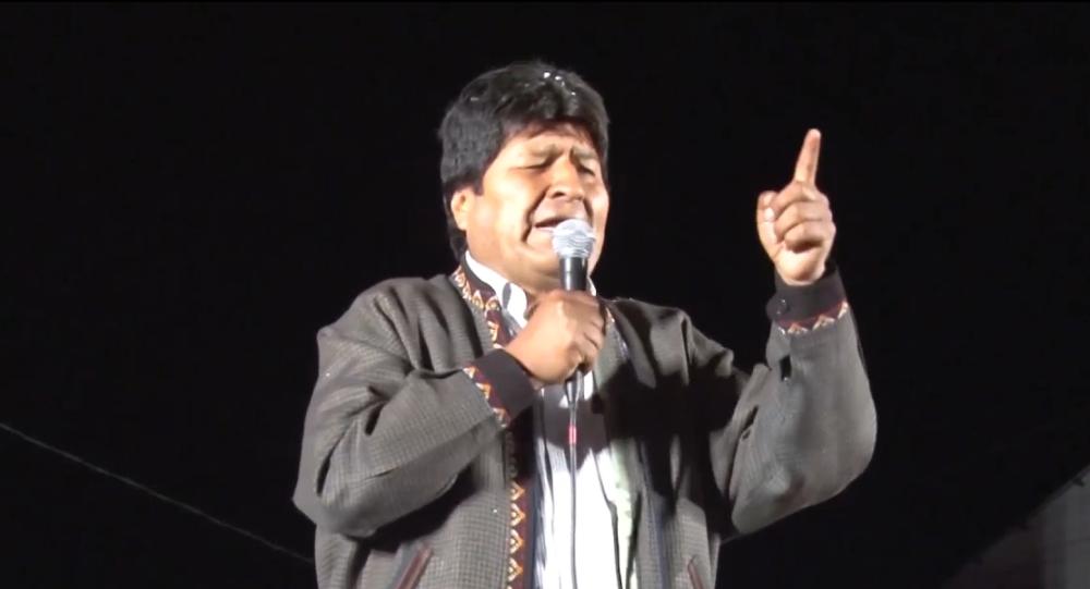Protestas a favor y en contra de Evo Morales sacuden Bolivia (archivo)