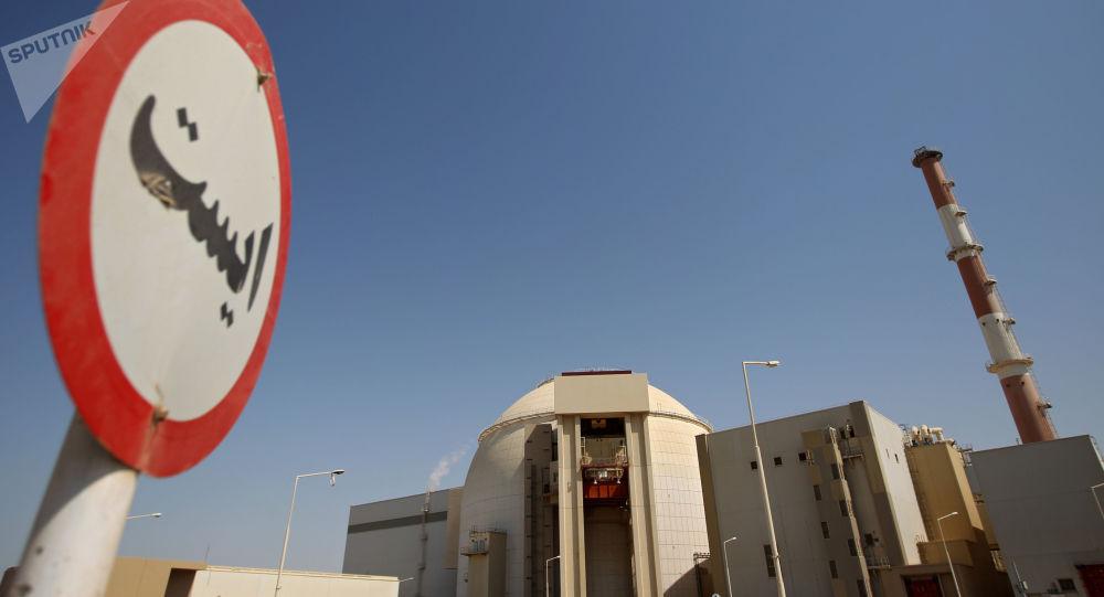 Una planta nuclear iraní (archivo)