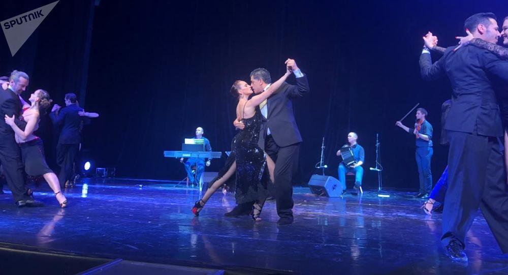XXIII edición del Festival Internacional de Tango Planetango