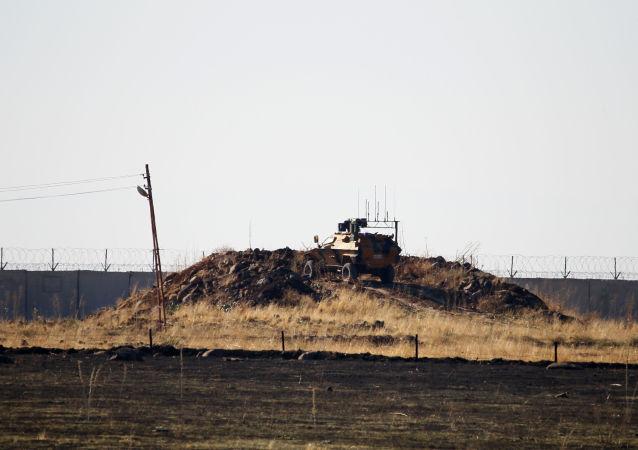 Patrullaje ruso-turco en el noroeste de Siria