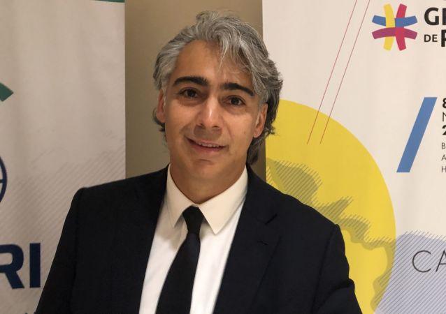 Marco Enríquez-Ominami, fundador del Grupo de Puebla