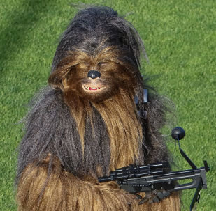 Chewbacca, imagen referencial