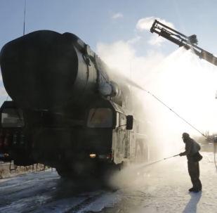 Cómo se descongelan los misiles balísticos Yars
