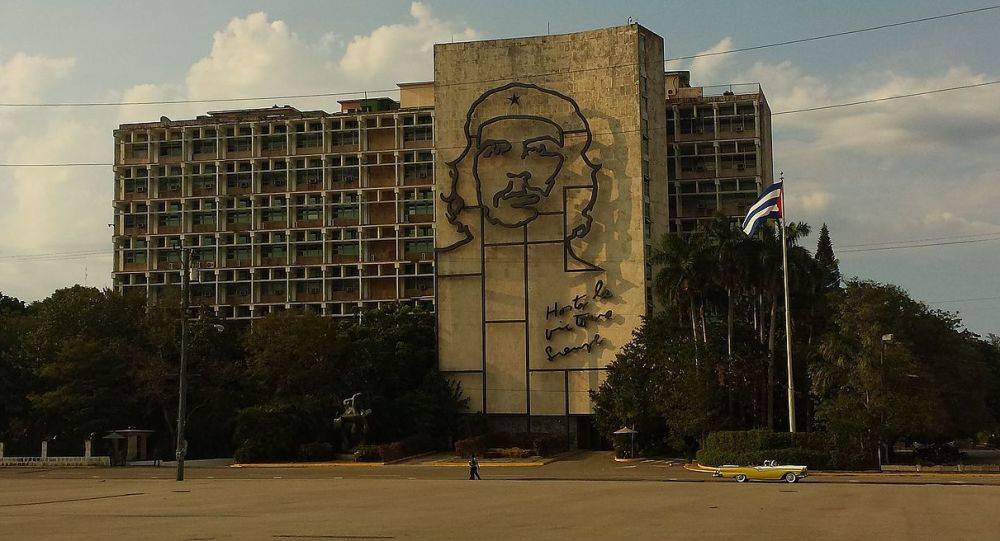 Sanciona a Ministro del Interior del régimen cubano