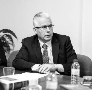 Baltasar Garzón, el jurista español