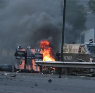 Cochabamba se sumerge en el caos por las protestas