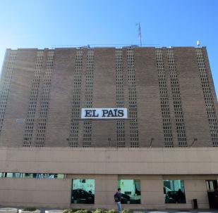 Sede de El País