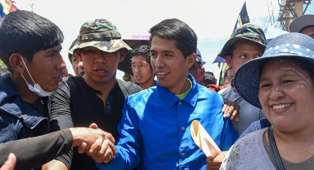 Líder cocalero un posible candidato a la presidencia de Bolivia