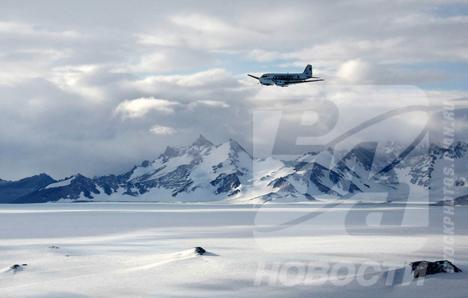 Vicepresidente del Gobierno ruso visita la Antártida
