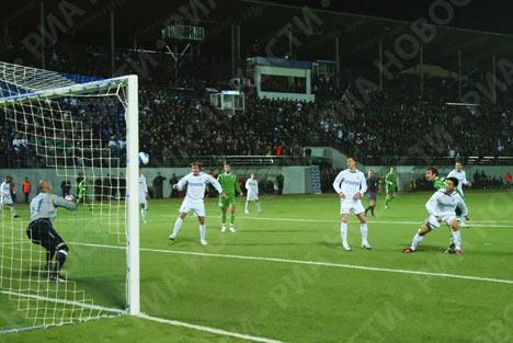 Campeonato nacional de fútbol regresa a Chechenia
