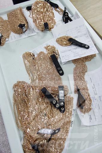 El oro ruso se produce en Krasnoyarsk