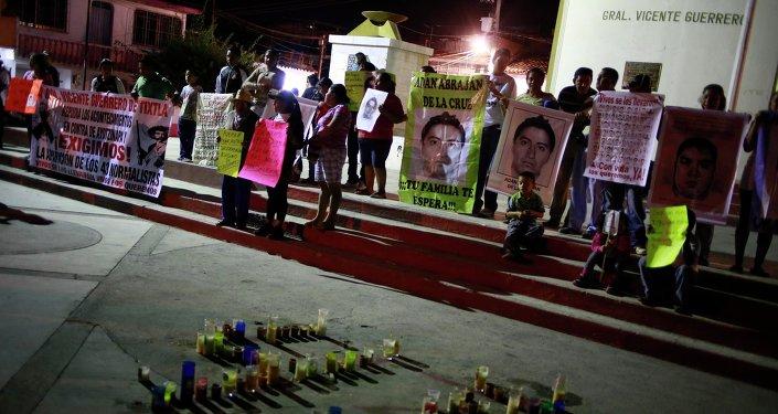 México espera misión de la CIDH para investigar la masacre de Ayotzinapa