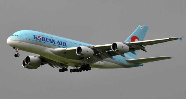 Самолёт A380-861 компании Korean Air