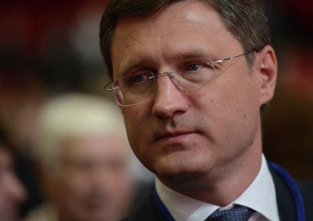 Alexandr Novak, ministro ruso de Energía