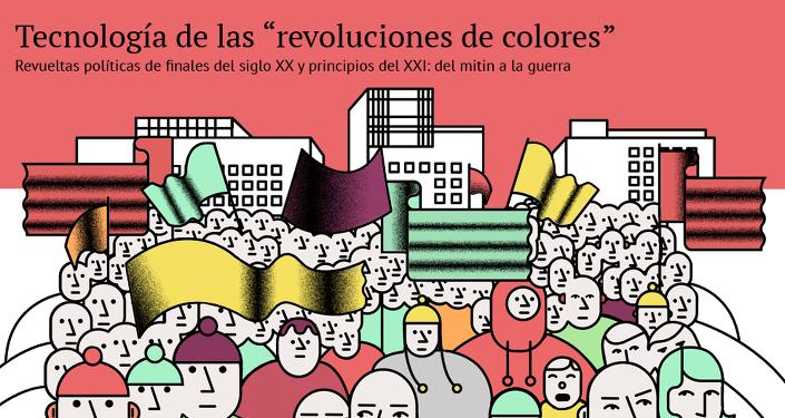 """""""Revoluciones de colores"""": tecnología, víctimas y resultados"""