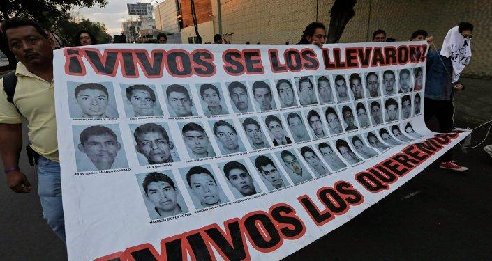 La ONU debe presionar a México por desapariciones forzadas, dicen abogados de víctimas