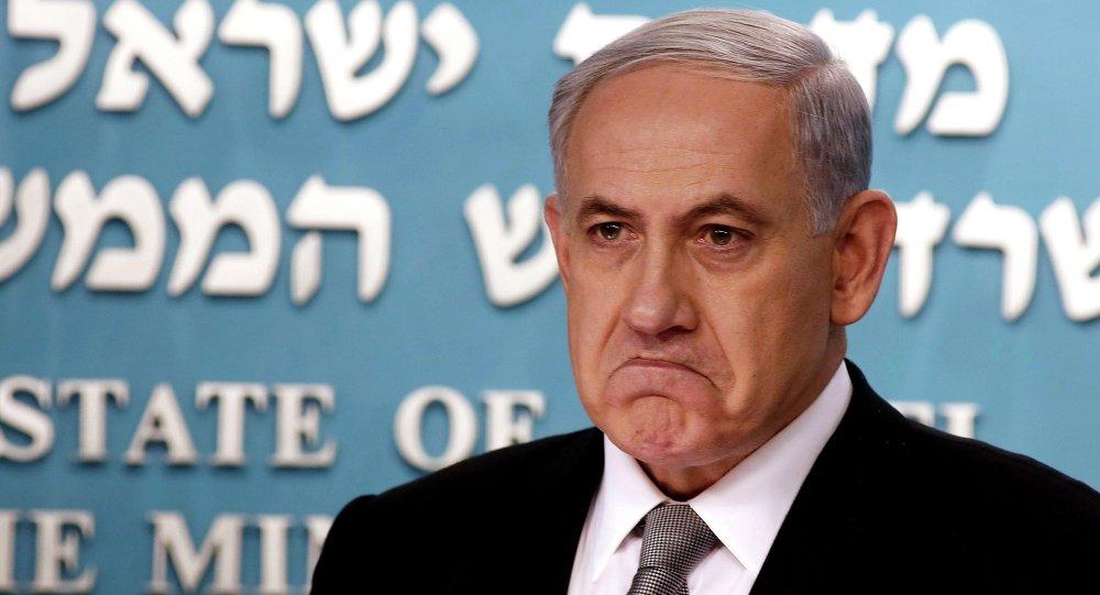 Benjamín Netanyahu, líder del Likud