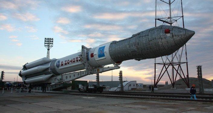 Cohete Proton-M