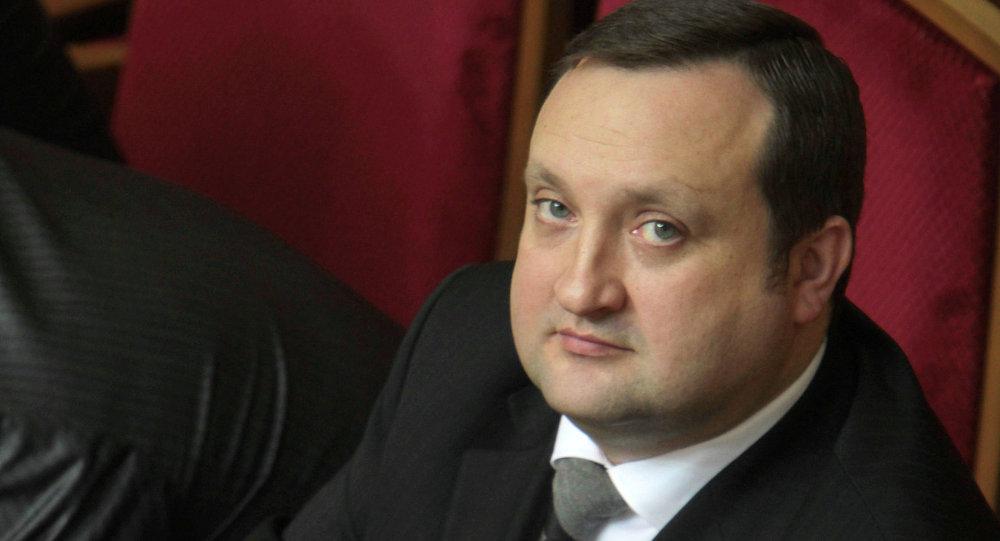 Украинский бизнесмен, глава Национального банка Украины Сергей Арбузов