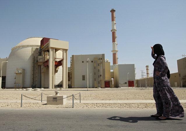 La central nuclear iraní de Bushehr