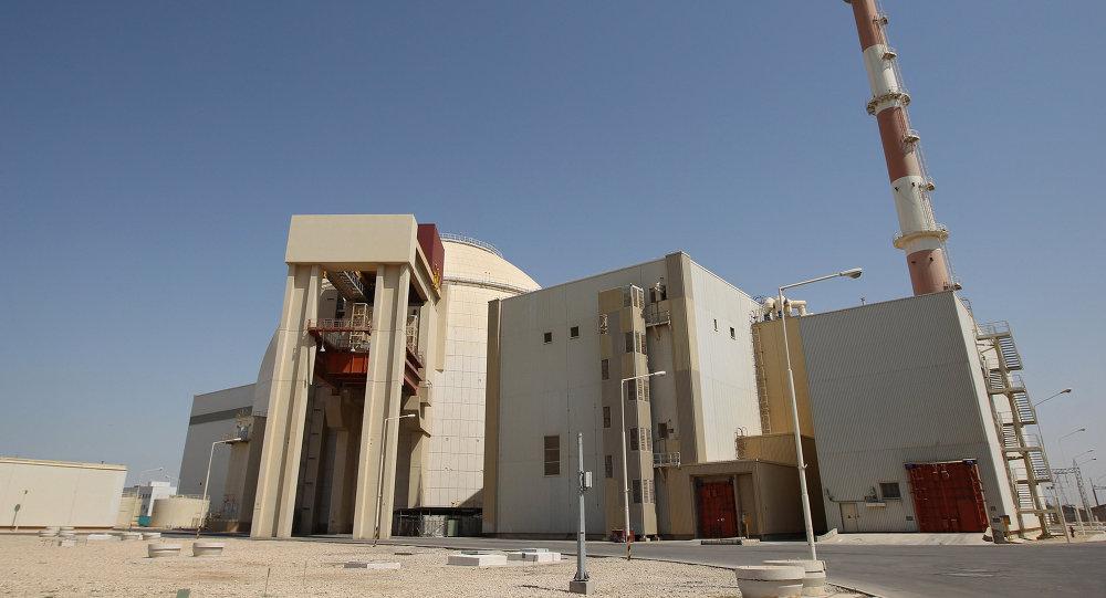Planta nuclear Bushehr