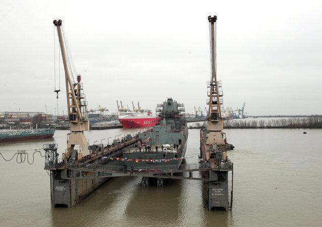 Fragatas Almirante Kasatonov