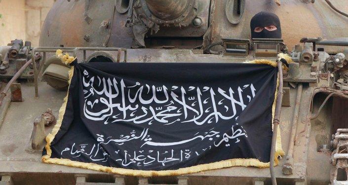 Frente Al Nusra en Siria
