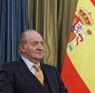 Rey de España Juan Carlos I (archivo)