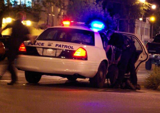 La policía de EEUU