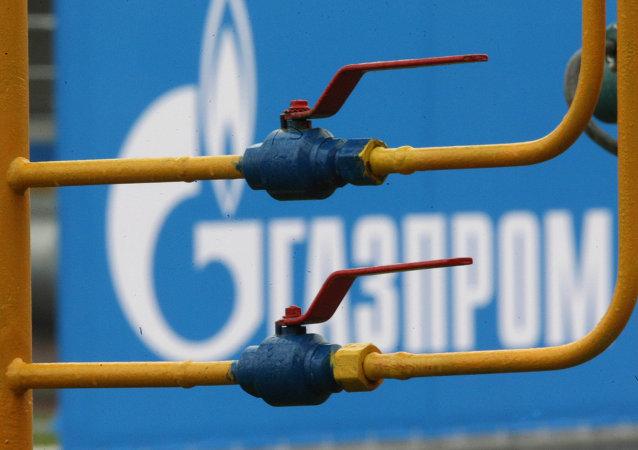 Un gasoducto de Gazprom (imagen referencial)