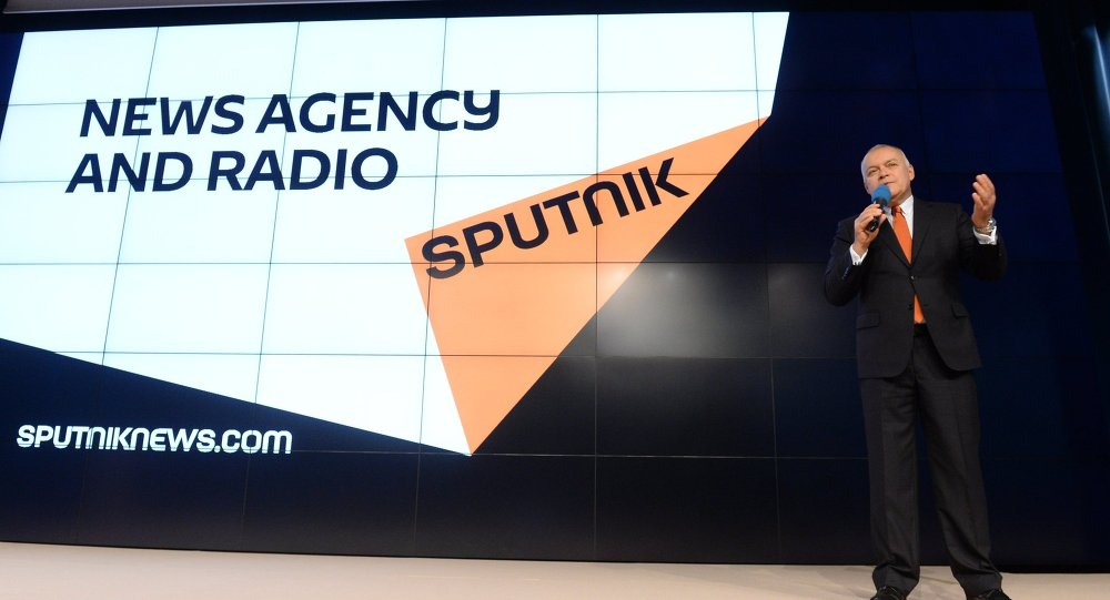 Presentación de Sputnik