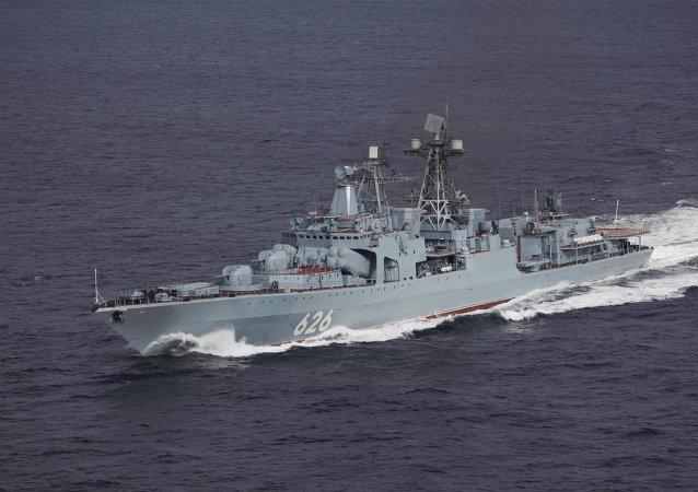 Buque grande antisubmarinos Vicealmirante Kulakov
