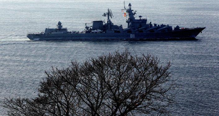 Un buque de guerra ruso (Archivo)