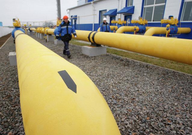 Gazprom planea recuperar los volumenes de exportación de gas a Europa para 2017