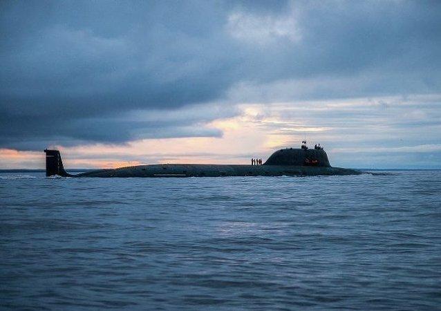 Многоцелевая атомная подводная лодка 4-го поколения «Северодвинск