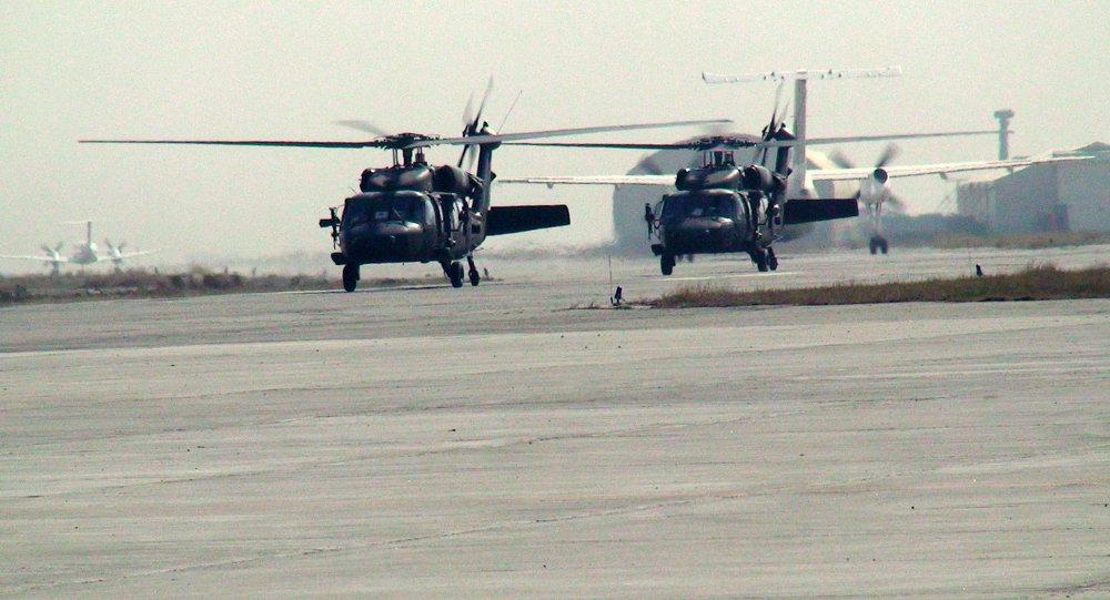 Helicópteros Apache
