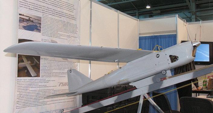 Беспилотный летательный аппарат Орлан-10